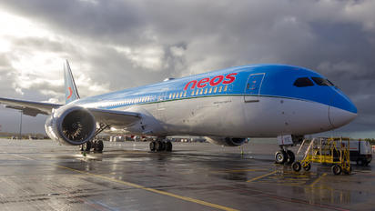 EI-NYE - Neos Boeing 787-9 Dreamliner