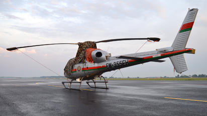 EW-355EH - Belarus - Ministry for Emergency Situations Aerospatiale AS355 Ecureuil 2 / Twin Squirrel 2