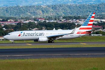 N338PK - American Airlines Boeing 737-800