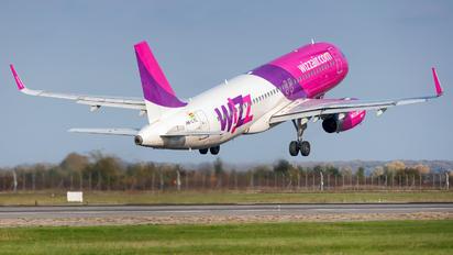 HA-LYL - Wizz Air Airbus A320