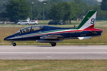 "MM55003 - Italy - Air Force ""Frecce Tricolori"" Aermacchi MB-339-A/PAN"