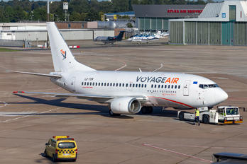 LZ-TER - Volar Airlines Boeing 737-500
