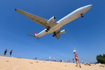 B-HLI - Cathay Dragon Airbus A330-300