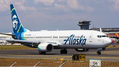 N277AK - Alaska Airlines Boeing 737-900ER