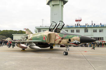 57-6907 - Japan - Air Self Defence Force Mitsubishi RF-4E Kai