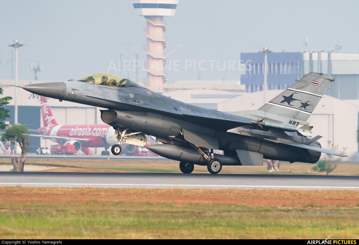 Thailand - Air Force 10213 aircraft at Bangkok - Don Muang