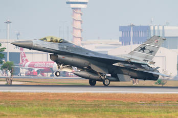 10213 - Thailand - Air Force Lockheed Martin F-16A