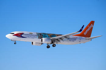 C-FEVD - Sunwing Airlines Boeing 737-800
