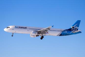 C-GEZO - Air Transat Airbus A321