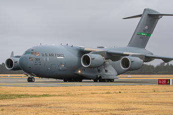 09-9211 - USA - Air Force Boeing CC-177 Globemaster III