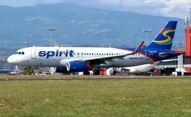 N634NK - Spirit Airlines Airbus A320