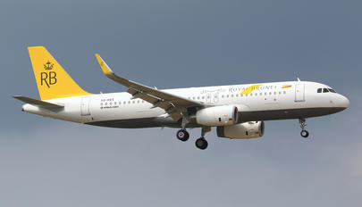 V8-RBX - Royal Brunei Airlines Airbus A320