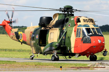 RS03 - Belgium - Air Force Westland Sea King Mk.48