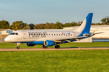 OE-LTK - People's Viennaline Embraer ERJ-170 (170-100)