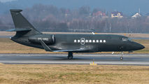 OO-VRO - Luxaviation Dassault Falcon 2000LX aircraft
