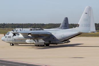 166380 - USA - Marine Corps Lockheed KC-130J Hercules