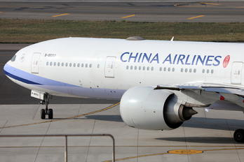 B-18002 - China Airlines Boeing 777-300ER
