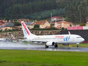 EC-III - Air Europa Boeing 737-800