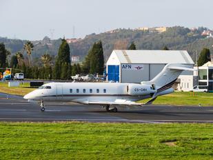 CS-CHH - NetJets Europe (Portugal) Bombardier BD-100 Challenger 350 series