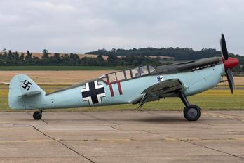 G-AWHC - Private Hispano Aviación HA-1112 Buchon