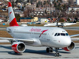 OE-LDD - Austrian Airlines/Arrows/Tyrolean Airbus A319 aircraft