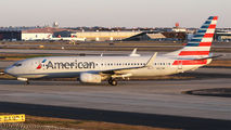 N893NN - American Airlines Boeing 737-800 aircraft