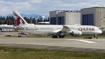 A7-BHA - Qatar Airways Boeing 787-9 Dreamliner aircraft
