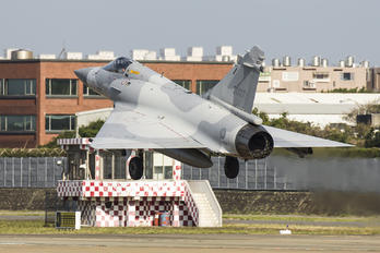 2027 - Taiwan - Air Force Dassault Mirage 2000-5EI