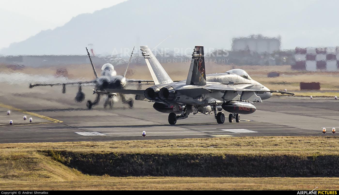 USA - Marine Corps 164950 aircraft at Iwakuni MCAS