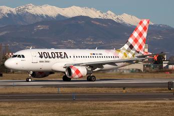 EC-NBC - Volotea Airlines Airbus A319
