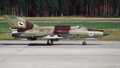 MG-135 - Finland - Air Force Mikoyan-Gurevich MiG-21bis