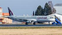 A7-ADS - Qatar Airways Airbus A321 aircraft
