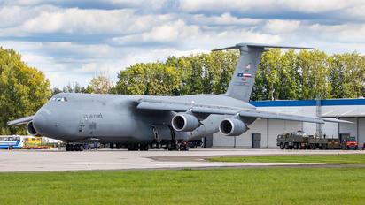 87-0027 - USA - Air Force Lockheed C-5M Super Galaxy