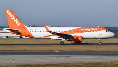 HB-JXQ - easyJet Switzerland Airbus A320