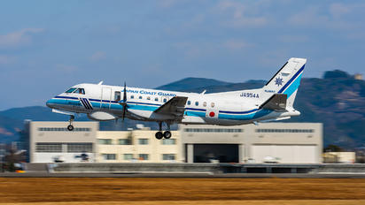 JA954A - Japan - Coast Guard SAAB 340