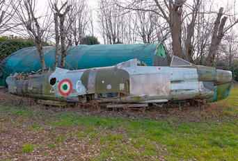 MM6397 - Italy - Air Force Fiat G91