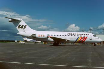 OY-KGD - SAS - Scandinavian Airlines McDonnell Douglas DC-9