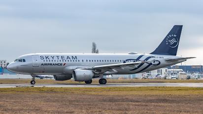 F-GKXS - Air France Airbus A320