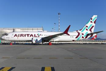 EI-GGL - Air Italy Boeing 737-8 MAX
