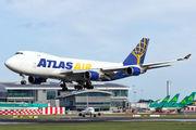 N493MC - Atlas Air Boeing 747-400F, ERF aircraft