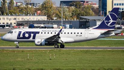 SP-LDH - LOT - Polish Airlines Embraer ERJ-170 (170-100)