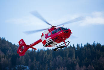 HB-ZQM - REGA Swiss Air Ambulance  Eurocopter H145