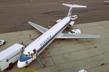 OH-LNB - Finnair McDonnell Douglas DC-9