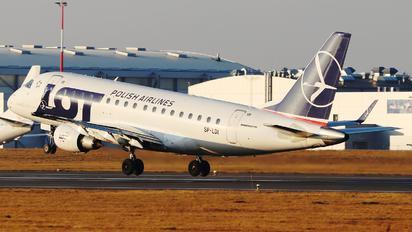SP-LDI - LOT - Polish Airlines Embraer ERJ-170 (170-100)