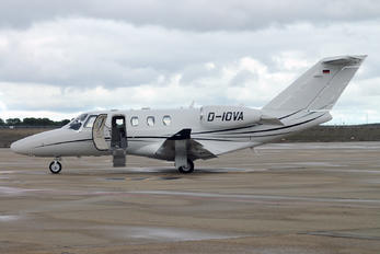 D-IOVA - Private Cessna 525 CitationJet M2