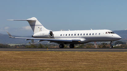 T7-YMF - Private Bombardier BD-700 Global Express XRS