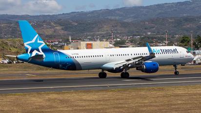 C-FTXQ - Air Transat Airbus A321