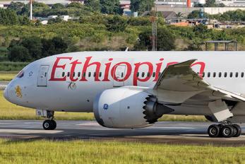 ET-ASI - Ethiopian Airlines Boeing 787-8 Dreamliner