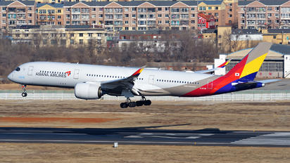 HL8308 - Asiana Airlines Airbus A350-900