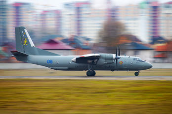 05 - Ukraine - National Guard Antonov An-26 (all models)
